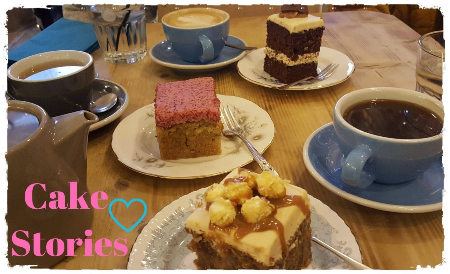 Cake Stories, Newcastle's cosy cake-heaven!
